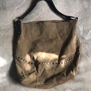 Sundance Suede Bag